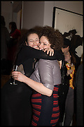 ELEESA DADIANI; NEDKA BAVLIKU;, Nina Fowler works curated by James Birch, The launch of Dadiani Fine Art, 30 Cork St. London.  24 November 2014
