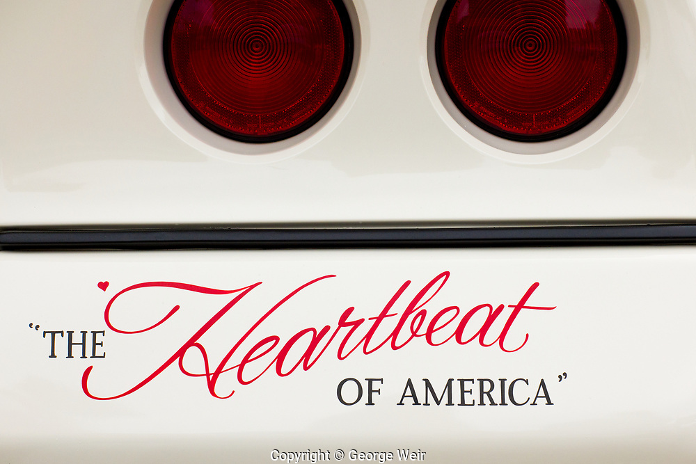 """General Motors captured the hearts and minds of many Americans with their """"Heartbeat of America"""" campaign which began in 1986. In 1993 when the campaign was discontinued many Chevrolet dealers refused to stop using it."""