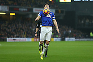 Gareth Barry of Everton in action. Premier league match, Watford v Everton at Vicarage Road in Watford, London on Saturday 10th December 2016.<br /> pic by John Patrick Fletcher, Andrew Orchard sports photography.