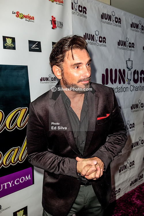 LOS ANGELES, CA - SEPTEMBER 2 Colombian television actor Harry Geithner attends the red carpet of Latina International Beauty Convention at The LA Hotel l in downtown Los Angeles on Friday night 2016 September. Byline, credit, TV usage, web usage or linkback must read SILVEXPHOTO.COM. Failure to byline correctly will incur double the agreed fee. Tel: +1 714 504 6870.