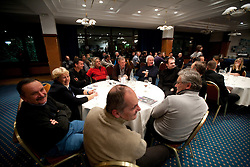 during the Slovenia's Rower of the year award ceremony by Rowing Federation of Slovenia, on December 17, 2010 in Hotel Golf, Bled, Slovenia.   (Photo By Vid Ponikvar / Sportida.com)