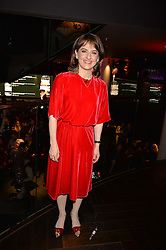 Rebecca Jones at the Costa Book of The Year Awards held at Quaglino's, 16 Bury Street, London England. 31 January 2017.