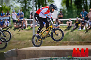 2021 UCI BMXSX World Cup<br /> Round 2 at Verona (Italy)<br /> 1/16 Finals<br /> ^me#40 NAVRESTAD, Tore (NOR, ME) Team_NOR, Speedco