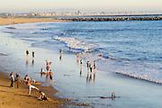 Seal Beach Coastline Orange County