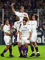 Fotball<br /> Tyskland Bundesliga 2004/05<br /> DFB-Pokal - andre runde<br /> Osnabrück v Bayern München<br /> 22. september 2004<br /> Foto: Digitalsport<br /> NORWAY ONLY<br /> Joe ENOCHS Osnabrück