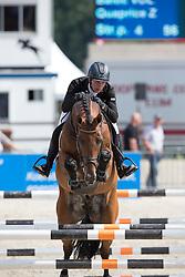 Billington James (GBR) - Baltic VDL<br /> KWPN Paardendagen - Ermelo 2012<br /> © Dirk Caremans