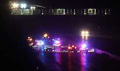 Cyclist Hit  on M3 Motorway