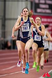women's mile, heat 2, Madeline Chambers, Georgetown