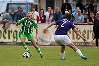 Fußball, Frauen, FC Erzgebirge Aue - VfL Wolfsburg; Synne Jensen (Wolfsburg, 7) am Ball. xtgx<br /> <br /> <br /> Norway only