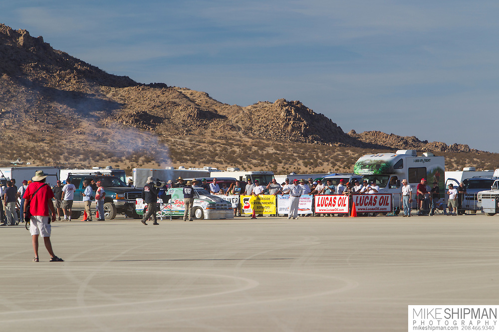 Greenspeed, 1337, eng C, body DT, driver Dave Schenker, 156.182 mph, record 125.745