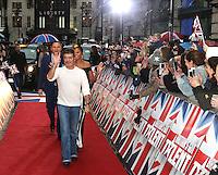 Simon Cowell, Britain's Got Talent - London photocall, London Palladium, London UK, 29 January 2017, photo by Richard Goldschmidt
