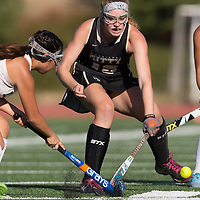Leigh vs Mitty in a BVAL Girls Field Hockey Game at Leigh High School, San Jose CA on 9/28/17. (William Gerth/Max Preps)