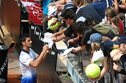 29.04.2010, Foro Italico, Rom, ITA, ATP Masters Turnier Rom, Bellucci (BRA) vs Novak Djokovic (SRB), im Bild Novak Djokovic (SRB). EXPA Pictures © 2010, PhotoCredit: EXPA/ InsideFoto/ Massimo Oliva / SPORTIDA PHOTO AGENCY