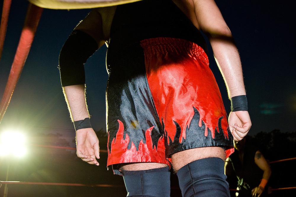 Opponent Corey Havoc