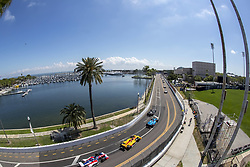 March 11, 2018 - St. Petersburg, Florida, United States of America - March 11, 2018 - St. Petersburg, Florida, USA: Ed Jones (10) takes to the track for the Firestone Grand Prix of St. Petersburg at Streets of St. Petersburg in St. Petersburg, Florida. (Credit Image: © Walter G Arce Sr Asp Inc/ASP via ZUMA Wire)