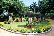 Latte Stone Park, Guam, Micronesia
