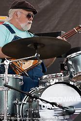Microwave Dave & The Nukes play the Main Street Station bar on Main Street during Daytona Beach Bike Week, FL. USA. Saturday, March 16, 2019. Photography ©2019 Michael Lichter.