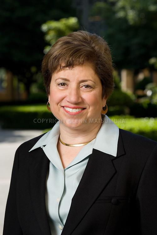 Stanford Hospital CEO Martha Marsh.