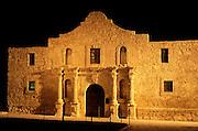 Image of the Alamo in San Antonio, Texas, American Southwest by Randy Wells