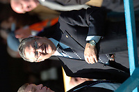 Photo: Tony Oudot.<br />Queens Park Rangers v Sheffield Wednesday. Coca Cola Championship. 10/03/2007.<br />QPR Chairman Gianni Paladini