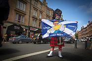 2021 Scotland Fans at Hampden