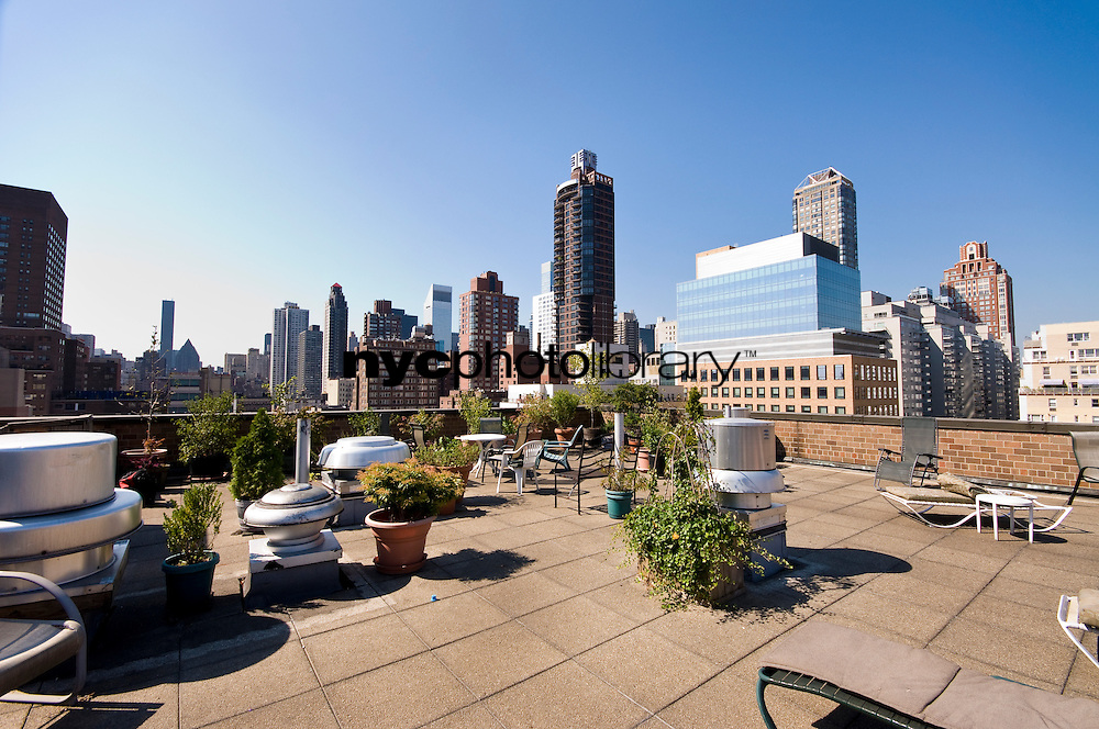 Roof Deck at 333 East 66th St, Manhattan, NY