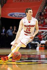 Justin McCloud Illinois State Redbird basketball photos