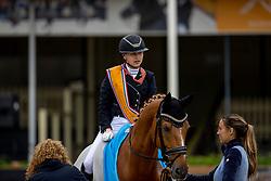 Jonkers Kyra, NED, Eyecatcher<br /> Nederlands Kampioenschap<br /> Ermelo 2021<br /> © Hippo Foto - Dirk Caremans<br />  06/06/2021