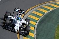 MASSA felipe (bra) williams f1 mercedes fw37 action during 2015 Formula 1 championship at Melbourne, Australia Grand Prix, from March 13th to 15th. Photo DPPI / Eric Vargiolu.