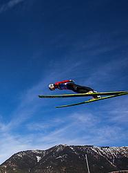 31.12.2012, Olympiaschanze, Garmisch Partenkirchen, GER, FIS Ski Sprung Weltcup, 61. Vierschanzentournee, Training, im Bild Reruhi Shimizu (JPN) // Reruhi Shimizu of Japan during practice Jump of 61th Four Hills Tournament of FIS Ski Jumping World Cup at the Olympiaschanze, Garmisch Partenkirchen, Germany on 2012/12/31. EXPA Pictures © 2012, PhotoCredit: EXPA/ Juergen Feichter