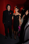 Mr. and Mrs. Robert Pires. British Red Cross tenth annual Ball. 'The Room' South Bank. London. 1 December 2004. ONE TIME USE ONLY - DO NOT ARCHIVE  © Copyright Photograph by Dafydd Jones 66 Stockwell Park Rd. London SW9 0DA Tel 020 7733 0108 www.dafjones.com