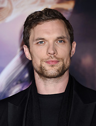 "Celebrities on the red carpet at the premiere of ""Alita: Battle Angel"" held at the Regency Village Theatre on February 5, 2019 in Westwood, California. 05 Feb 2019 Pictured: Ed Skrein. Photo credit: MEGA TheMegaAgency.com +1 888 505 6342"