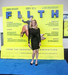 Shauna Macdonald.<br /> Edinburgh hosts the World Premiere of Filth at the Omni cinema.<br /> ©Michael Schofield.