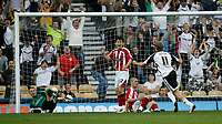 Photo: Steve Bond/Richard Lane Photography. Derby County v Sheffield United. Coca-Cola Championship. 13/09/2008. Rob Hulse watches his shot hit the back of the net