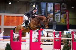 Billington James, (GBR), Baltic VDL<br /> VHO Trofee springen<br /> KWPN Hengstenkeuring - 's Hertogenbosch 2016<br /> © Hippo Foto - Dirk Caremans<br /> 04/02/16