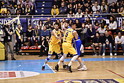 Alibegovic Mirza Harvey Tyler Jordon<br /> FIAT Torino - MIA-Red October Cantù<br /> Lega Basket Serie A 2016-2017<br /> Torino 26/03/2017<br /> Foto Ciamillo-Castoria/M.Matta