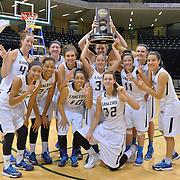 Cal Baptist Women's Basketball - 2015 NCAA West Regional