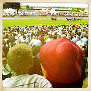 Hippodrome de Chantilly, France. June 12th 2011.Prix de Diane Longines 2011.
