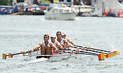 Henley, GREAT BRITAIN, Prince of Walesl Challenge Cup. Tideway Scullers School.  Bow. TYNMAN, .Richard.  .DUNLEY,.James. HENNESSY, Michael .Stroke, KUSURIN, Ante. 2010 Henley Royal Regatta. 14:52:31   Thursday  01/07/2010.  [Mandatory Credit: Peter Spurrier / Intersport-images] Rowing Courses, Henley Reach, Henley, ENGLAND . HRR.