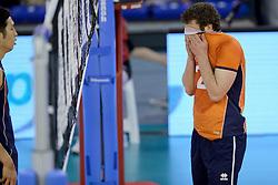 01-06-2014 NED: WLV Nederland - Zuid Korea, Eindhoven<br /> Yannick van Harskamp