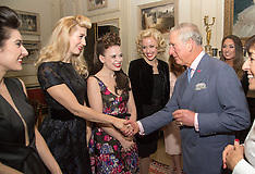 The Prince of Wales celebrates Walk the Walk 20th anniversary - 23 Nov 2016