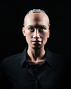 SingularityNetis currently working on creating an open source decentralized AI platform running on theblockchain. This network of AIs will provide AI as a service in an unprecedentedly diverse and open way.<br /> As well as a superior practical service, theSingularityNetwill serve as a platform for the self-organization and emergence of increasing levels of Artificial General Intelligence, via the collaborative activity of the AI developer and user communities and the AIs they build and use.<br /> The company is led by Dr. BenGoertzel, renowned as the father of Artificial General Intelligence, the leader of theOpenCogAGI project and the organizer of the prestigious annual AGI conference series.<br /> The first complex AI system to be realized on theSingularityNETwill be an AI brain forSophia Hanson— the most sophisticated humanoid robot ever built.<br /> This Year Saudi Arabia granted the status of Citizen to Sophia, that became the first robot to be recognized as a citizen.<br /> The new version of Sophia's mind, currently under development bySingularityNETin conjunction with Hong Kong firm Hanson Robotics, will be a core node of theblockchain. Her intelligence will be plugged in the network for everyone's benefit and will also receive input and wisdom from everyone's algorithms. Sophia's mind will be constantly fed with new content fromSingularityNET, while at the same time helping to power the network with its human-like intelligence.<br /> <br /> 3