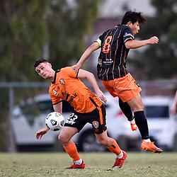 7th November 2020 - Eastern Suburbs FC v Brisbane Roar FC Friendly Match