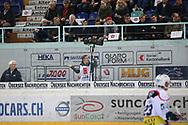 Rapperswils gegen Ambris  im Spiel der National League A zwischen den Rapperswil-Jona Lakers und dem HC Ambri-Piotta, am Dienstag, 24. März 2015, in der Diners Club Arena Rapperswil-Jona. (Thomas Oswald)
