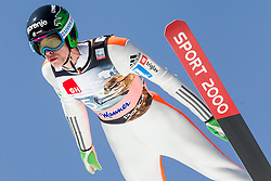 Anze Semenic of Slovenia during the Flying Hill Team Competition at Day 3 of FIS World Cup Ski Jumping Final, on March 21, 2015 in Planica, Slovenia. Photo by Grega Valancic / Sportida