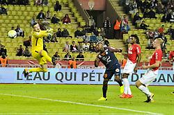 September 29, 2017 - Monaco, France - But - Montpellier Souleymane Camara (Credit Image: © Panoramic via ZUMA Press)
