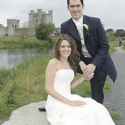 Alan Grogan wedding 2008