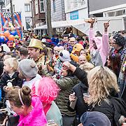 NLD/Eindhoven/20190302  - Romario bij carnavalsoptocht 2019 in Eindhoven, Carnavals publiek