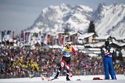 February 21, 2019 - Seefeld In Tirol, AUSTRIA - 190221 Lisa Unterweger of Austria competes in women's cross-country skiing sprint qualification during the FIS Nordic World Ski Championships on February 21, 2019 in Seefeld in Tirol..Photo: Joel Marklund / BILDBYRÃ…N / kod JM / 87879 (Credit Image: © Joel Marklund/Bildbyran via ZUMA Press)