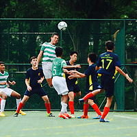 South Zone B Div Football: SJI vs ACS(I)